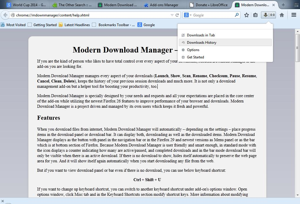 How To Pause And Resume Downloads In Firefox Plus Other Tricks Tip