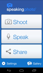 SpeakingPhoto for Android
