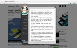TLDR for Chrome Extension