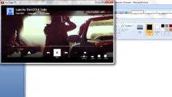 Watch YouTube on Pop-Out Window