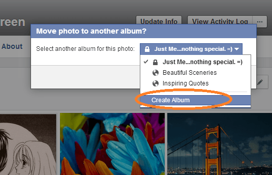 delete multiple photos on fb c
