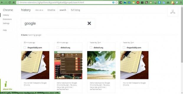Chrome timeline3