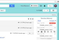 Draftable for Chrome