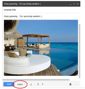 Fade.li for Chrome Extension