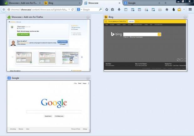 Firefox Showcase 6