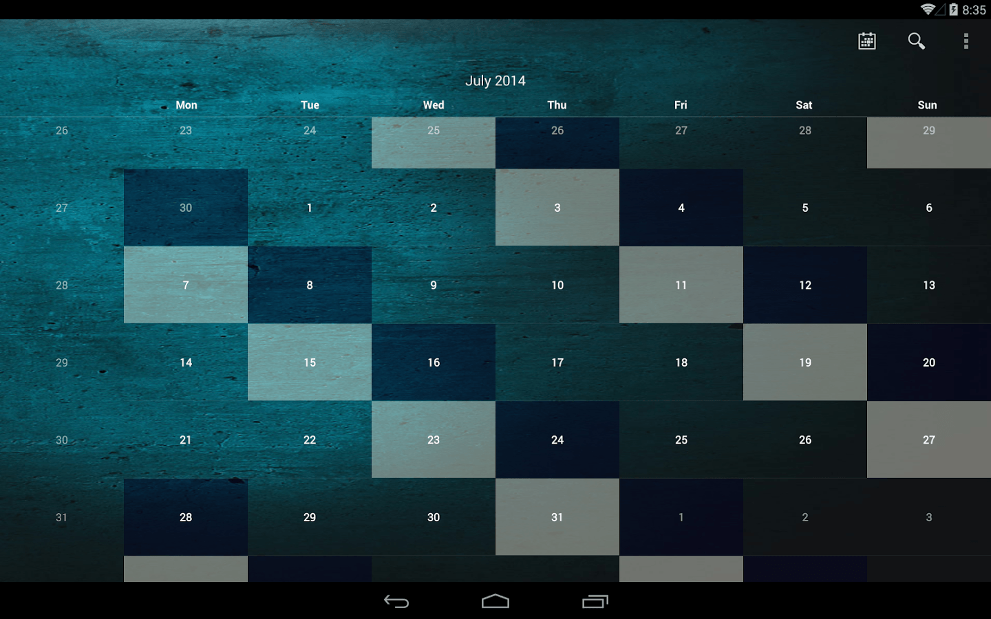Android] Manage your work shifts with Shift Work Schedule ...
