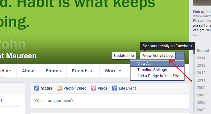 how to search liked pages facebook