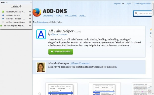 All Tabs5