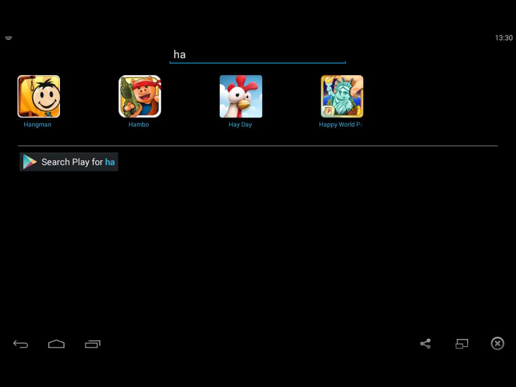 To Select Further Bluestack Options, Press The All Apps Button At The Top  Right Of The Window Then Click The Bluestacks Settings Option