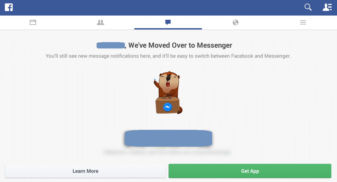 Download facebook messenger without blackberry app world