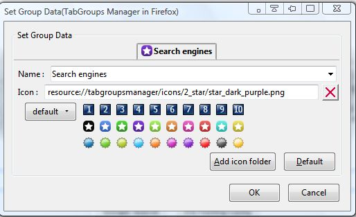 Firefox groups3