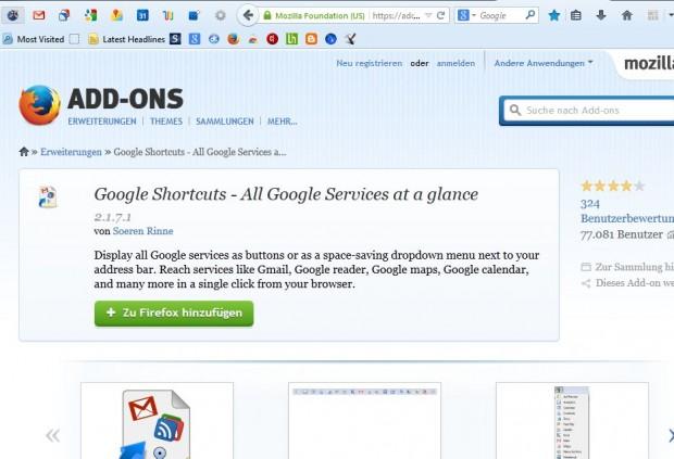 Google shortcuts5