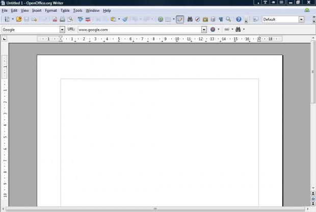 OpenOffice bar2