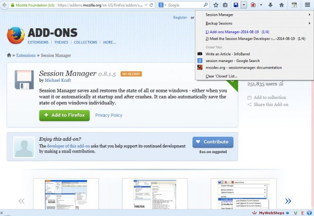 Session Manager3