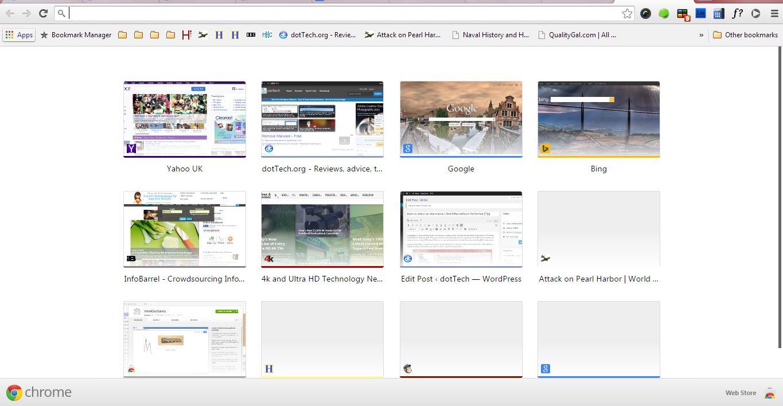 how to open previous tabs google chrome