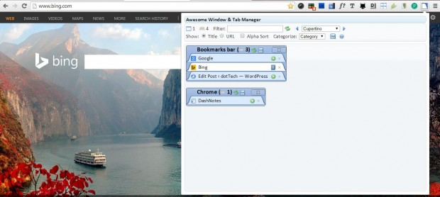 tabXmanager