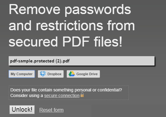 unlockXsecureXPDFXfileXChrome