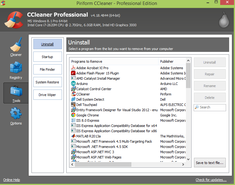 What is CCleaner and how to use it? [Guide] | dotTech