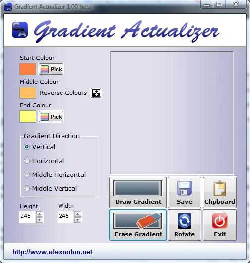 Gradient Actualizer4