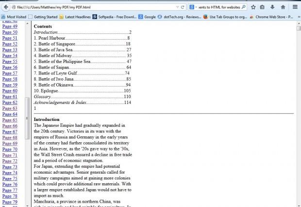 PDF to HTML2