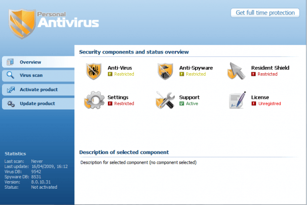 Personal Antivirus
