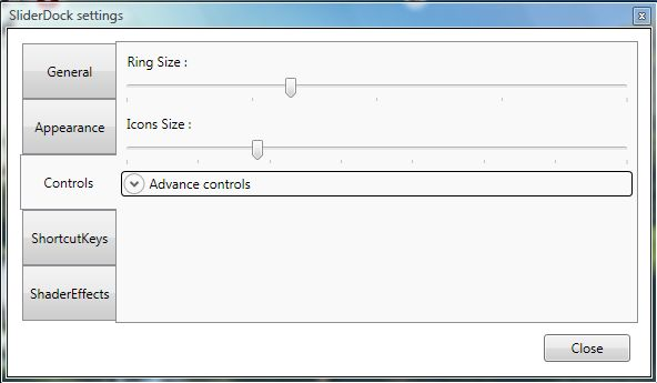 How to add a ring app launcher to desktop in Windows [Tip