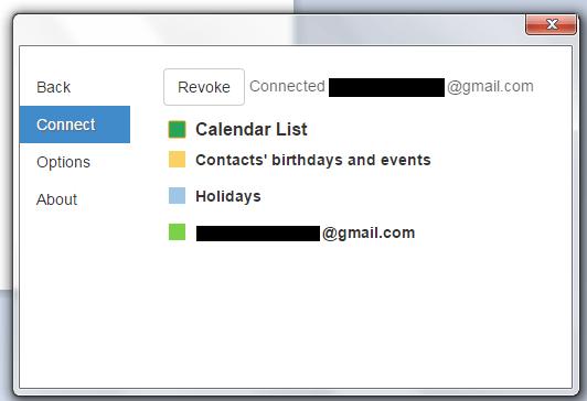 desktop notifications Google Calendar Chrome d