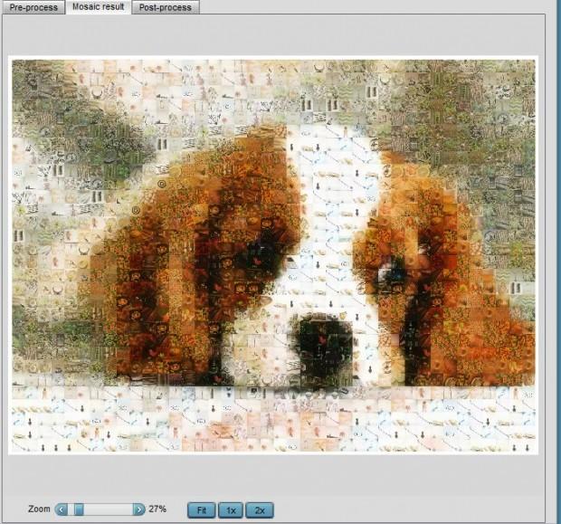 mosaic pro4