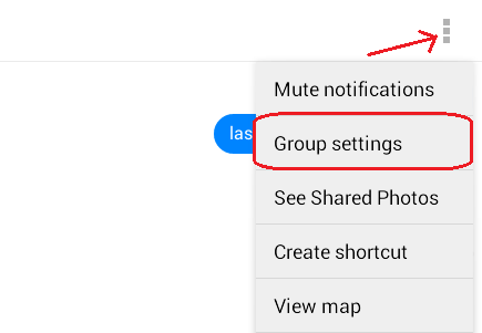 remove users from group chat Facebook
