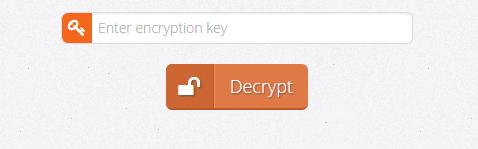 send encrypted text images online d