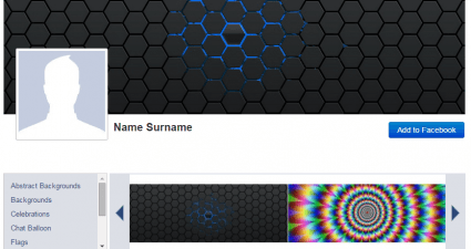 Custom Facebook Covers