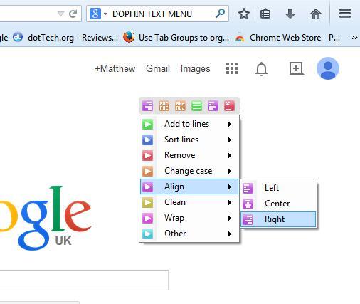 Dolphin Text Editor 6