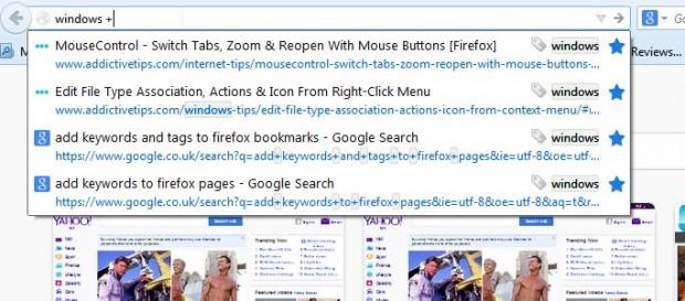 Firefox search tool3