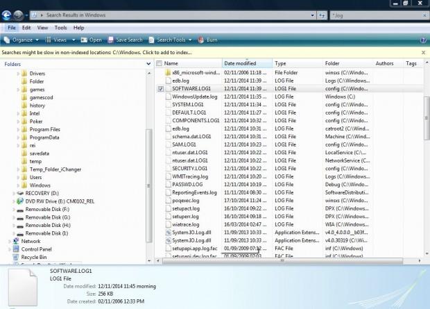 log files3