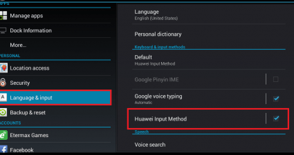 turn off auto-correct android