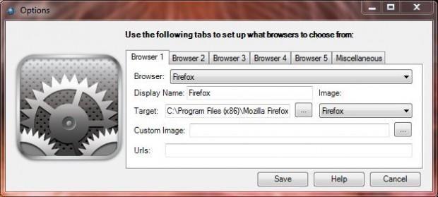 Browser Chooser2