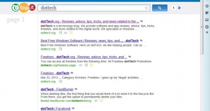 Ultimate Search Engine2