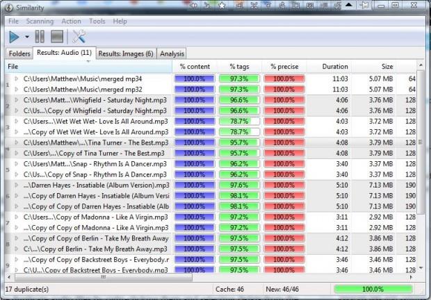 duplicate audio2