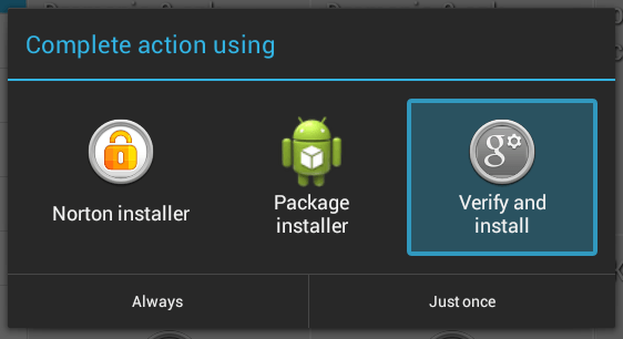 manually install Play Store b