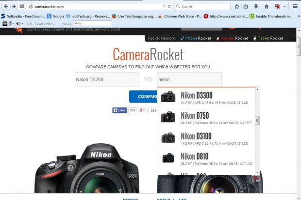 CameraRocket