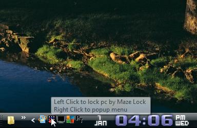 Eusing Maze Lock2