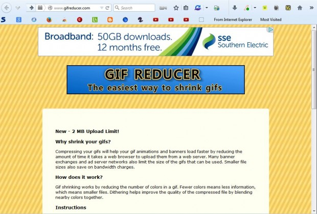 Gif Reducer