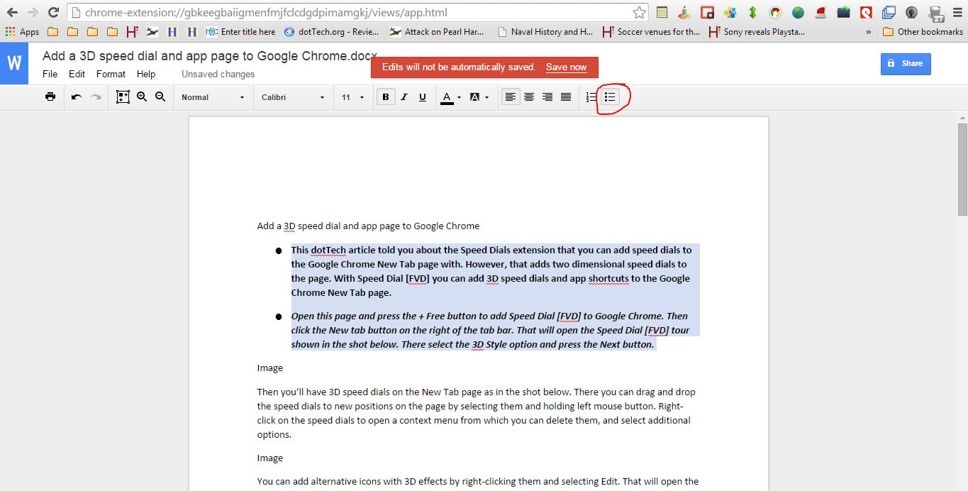 How to open Microsoft Office documents in Chrome [Tip] | dotTech