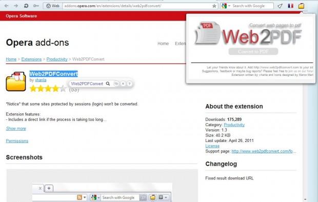 Web2PDF2
