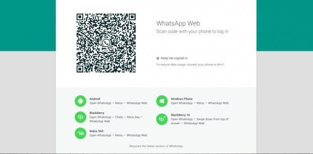 WhatsApp for Web