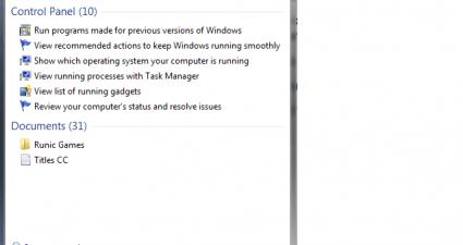change startup programs Windows