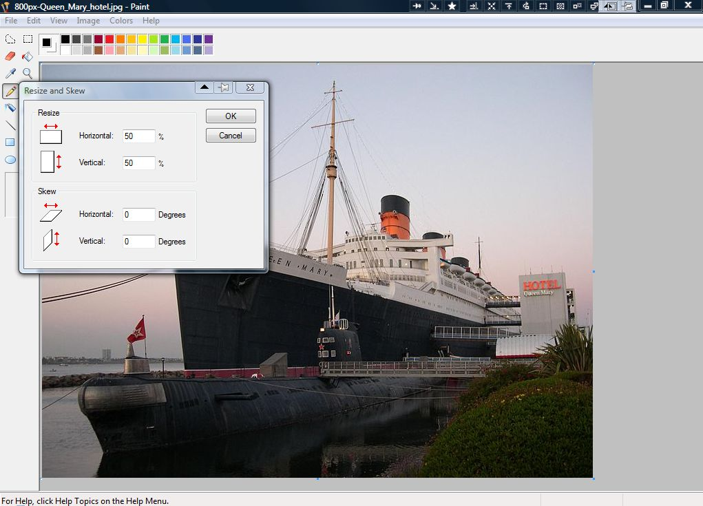 how to add image in html and adjust size