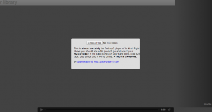 play local music files Chrome