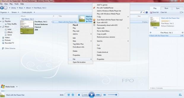 Windows Media Player Plus3