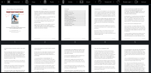 edit and annotate PDF in Android c